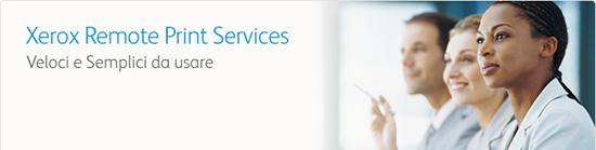Xerox Remote Print Services